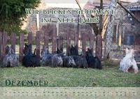 Scotch Terrier Kalender 2012 Dezember